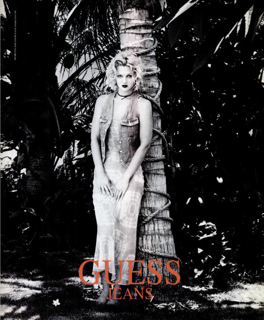 Guess Jeans, Vibe Magazine